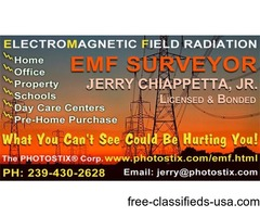EMF Radiation Home and Property Testing Services
