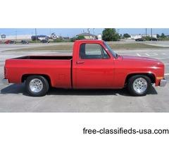 1987 Chevrolet C-10 Pickup