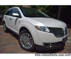 2015 Lincoln MKX PREMIUM & ELITE PACKAGE-EDITION