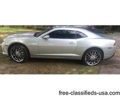 Chevrolet: Camaro Ls