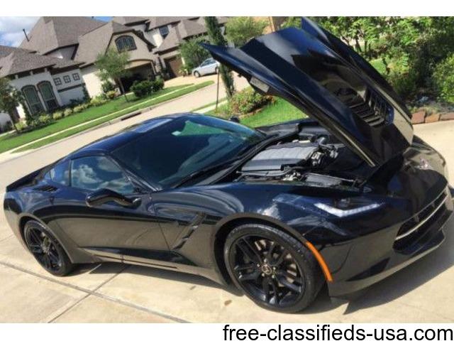 2015 Chevrolet Corvette Z51 Coupe 2-door - Cars - Parma