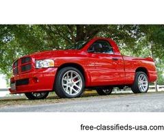 2004 Dodge Ram 1500 SRT10