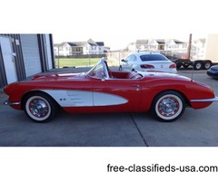 1960 Chevrolet Corvette Base