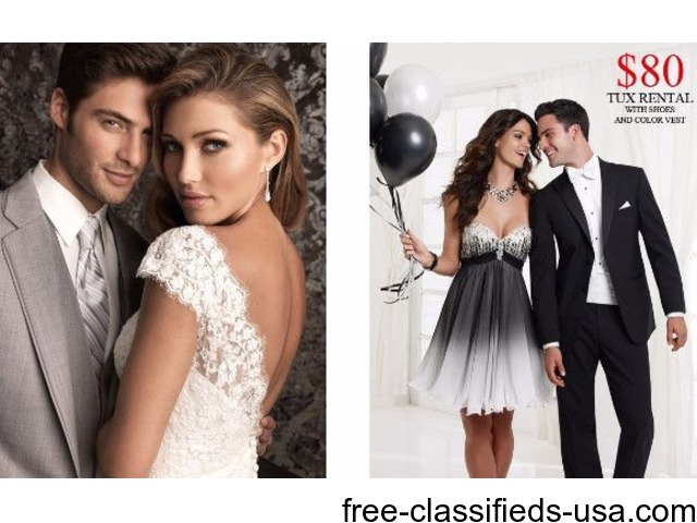Rainwater's Men's Clothing and Tuxedo Rental | free-classifieds-usa.com