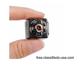 Buy SQ8 MINI Pocket Tiny Security Camera TF Card Voice Recorder