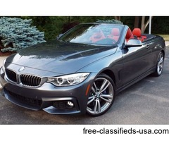 2014 BMW 435I CONV M-EDITION TURBO CHARGED