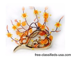 Purchase Austrian Crystal jewelry at GULI jewelry