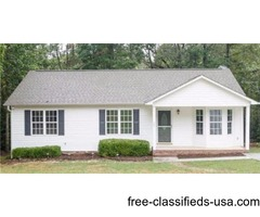 Just Listed in the Highland Woods Area of Kannapolis!