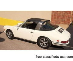 1968 Porsche 912 Targa Soft Window