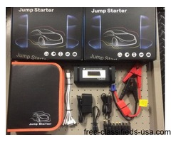 Multi-Function Auto Jump Starter for Cars, Diesel, Electronics, Phones