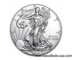 2016 Silver American Eagle (Free)