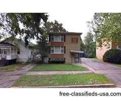 NEWER 3 FLAT -- INVESTOR'S DREAM REHAB PROJECT