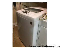 Excellent WASHER FOR SALE