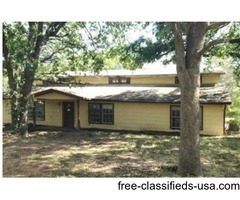 1-Acre Foreclosure 4 bedroom Fixer-Upper
