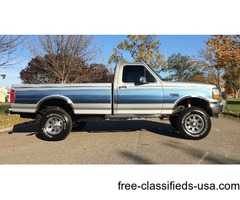 Sell 1993 Ford F-350 XL