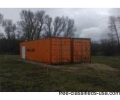 Sale! 40' shipping containers!