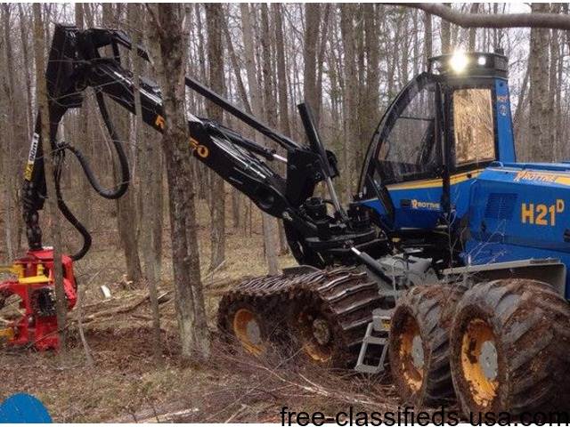 Used Logging Equipment for Sale - Pioneer Forestry Equipment