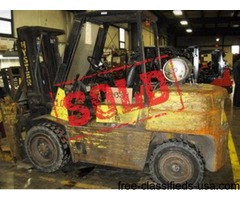 Used Forklift Batteries - Altuslift