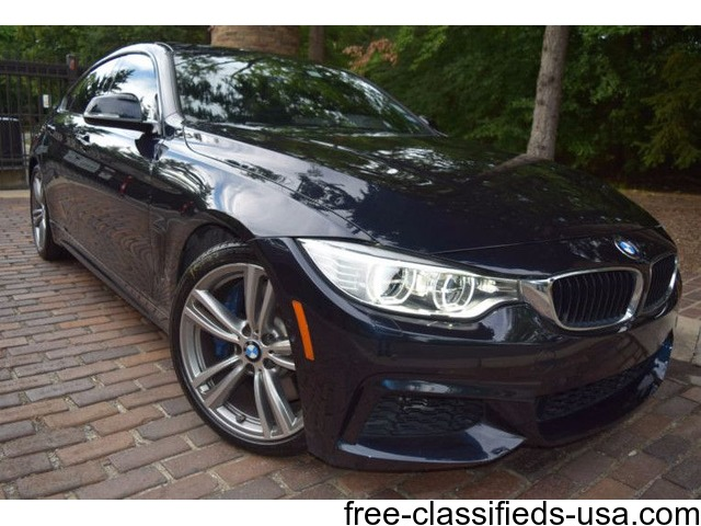 2015 bmw 4 series 435i gran coupe m sport package edition cars nellis afb nevada. Black Bedroom Furniture Sets. Home Design Ideas