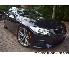 2015 BMW 4-Series 435i GRAN COUPE M SPORT PACKAGE-EDITION