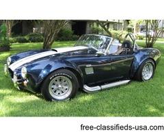 1965 Ford AC Cobra Replica Factory Five Racing