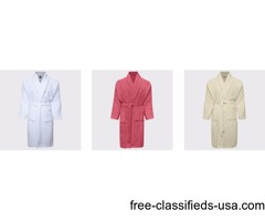 Wholesale spa robes and slippers