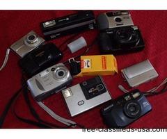 Misc. Cameras
