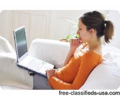 Offer Work at Home in your spare time free Online DataEntry,adposting jobs