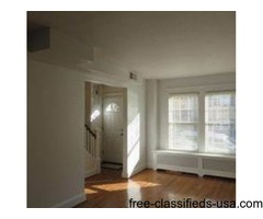 Marvelous 2 bed, 1 bath Rowhouse available November 15th