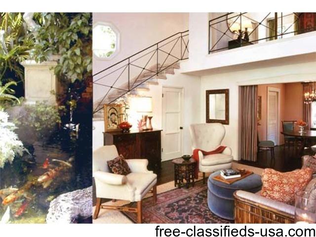 Vacation rentals in los angeles california vacation for Los angeles holiday rental