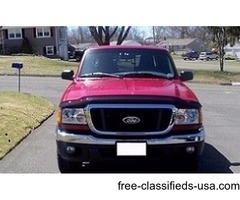 2005 Ford Ranger XLT Supercab 4x4-ULTRA MINT!