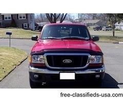 2005 Ford Ranger XLT Supercab 4x4-ULTRA MINT!