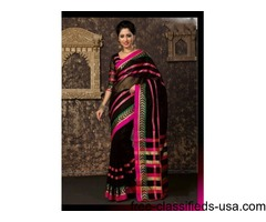 Upto 70% Off on 800+ Cotton Sarees-Cyber Monday Sale