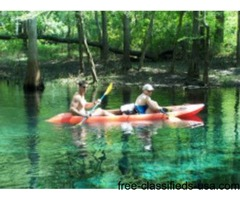 River Tubing Experience in Springs