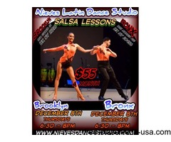 Salsa Lessons (Bronx & Brooklyn )