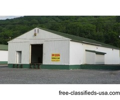 40' x 80' Bldg. for Lease