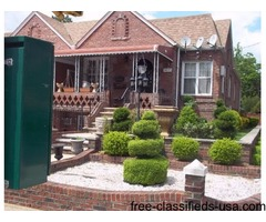 Beautiful Corner Brick w/ 4 Bedrooms & Parking (EAST FLATBUSH)