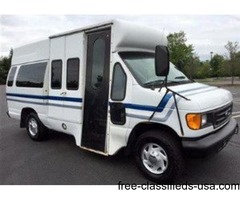 2005 Ford E350 Startrans Wheelchair Ambulette Van (A4665)