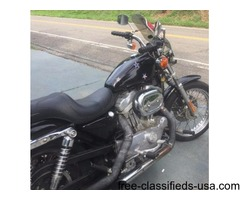 2001 Harley Hugger 883