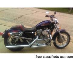 1999 Harley 883