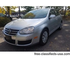 2008 Volkswagen Jetta 2.5 7
