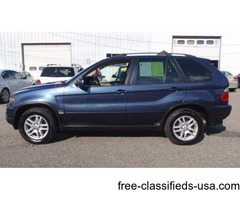 2006 BMW X5 3.0i SUV *One Owner!* Blue w/Beige
