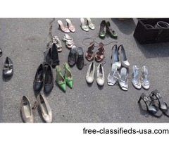 PURSES, JEANS, CLOTHES AND SHOES