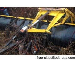 10' Meyer Heavy-Duty Plow