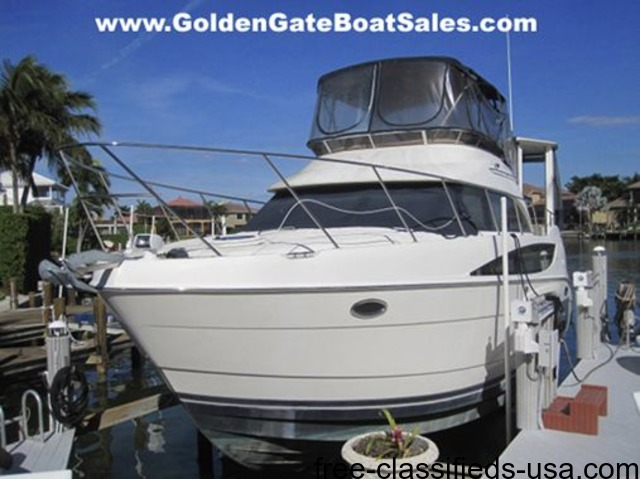 2005 36 39 meridian 368 motor yacht boats ships for Motor vehicle naples fl
