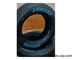 "Tires 17"" 235/65R17 set of four"