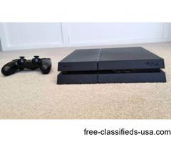 Play Station 4 | free-classifieds-usa.com