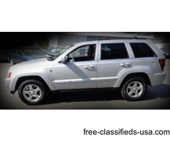 2005 Jeep Grand Cherokee Limited Sport Utility 4x4
