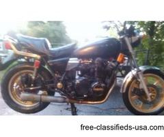 1980 Yamaha Midnight Special 850 (parts bike)