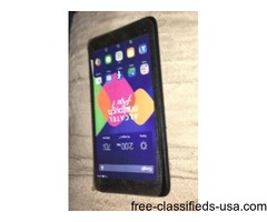 For sales - Brand new Alcatel One-Touch Pixi 7